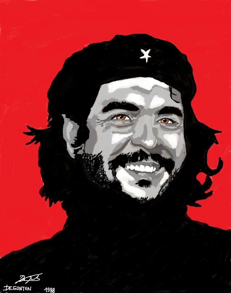 Che Guevara by JIM